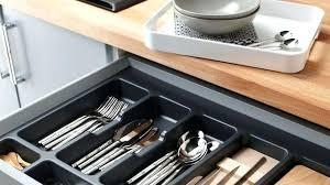 tiroirs de cuisine accessoire tiroir cuisine les larges tiroirs sont un racgal en