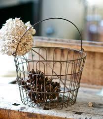 egg baskets 126 best primitives wire egg baskets images on egg
