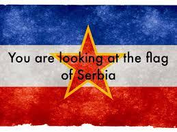 Flag Of Serbia Serbia By Dulce Rangel