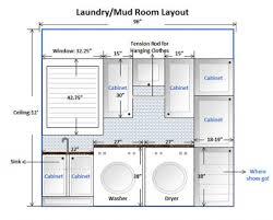 laundry room floor plans uncategorized laundry room plans christassam home design