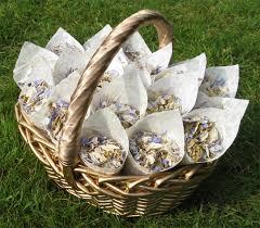 Real Flower Petal Confetti - real flower petal confetti confetti cones baskets bridesmaid