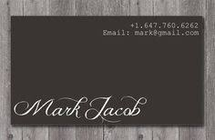 vintage pink digital business card template business cards