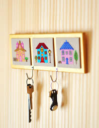 Decorative Key Racks For The Home 67 Fun Diy Wooden Key Holder For Wall Ideas You Can Do Home