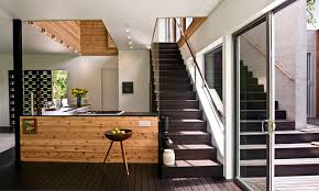collection modern house plans for narrow lots photos free home