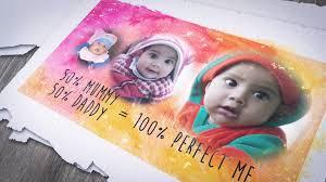 Naming Ceremony Invitation Card Mundan Ceremony Churakaran Whatsapp Invitation Video Youtube