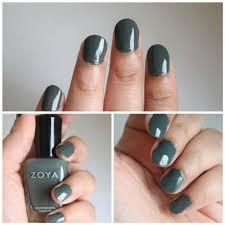 zoya professional nail lacquer in shades india evvie and natty