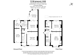 Floor 51 by 3 Bedroom Property For Sale In Briarwood Drive Northwood
