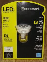 12v mr16 led flood lights ecosmart mr16 bright white led flood light bulb ecs 16 ww fl