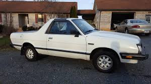 1986 subaru brat interior 1986 subaru brat gl 4x4 4spd for sale in asheboro nc 11 500