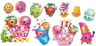 shopkins wholesale wall stickers totally movable from 2
