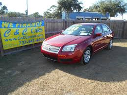 red mercury milan in florida for sale used cars on buysellsearch