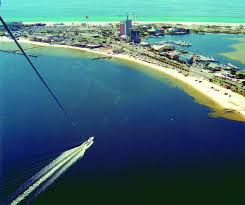 Destin Florida On Map by Radical Rides Wave Runner Parasail Pensacola Beach Florida Directions
