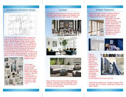 Eastern Accents Window What We Do Brochure