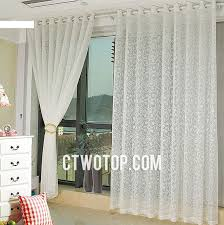 Patterned Sheer Curtains White Special Flowers Patterned Floral Cheap Best Sheer Curtains