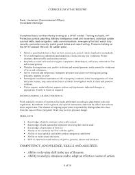 Infantry Job Description Resume by Cv Resume Jonathan M Egalal