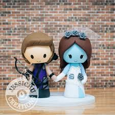 corpse cake topper 95 best marvel inspired wedding cake toppers by jessichu