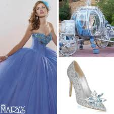 cinderella quinceanera cinderella inspired quinceanera gown princess style 4q414 by