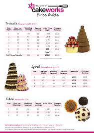 wedding cakes cost chic wedding cakes with prices and pictures cake pricing cakepins
