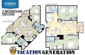 Wyndham Grand Desert Floor Plan Wyndham National Harbour