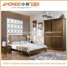 rubberwood bedroom furniture