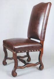 Spanish Colonial Dining Chairs Shop Online San Antonio Rustic Western Ranch Furniture