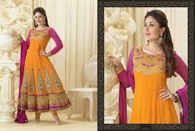 traditional anarkali dress wear by kareena kapoor dressanarkali