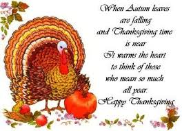 happy thanksgiving to all my peeps an everyone an enjoy your