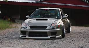 subaru rsti widebody ryan u0027s widebody subaru wrx stancenation form u003e function