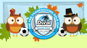 the pre thanksgiving gold cup doral soccer club