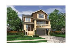 narrow lot house plans craftsman eplans craftsman house plan the small lot plan 3427