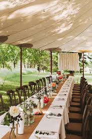 tent for wedding bohemian wedding a circus tent ruffled