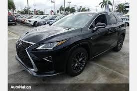 lexus miami used cars used lexus rx 350 for sale in miami fl edmunds