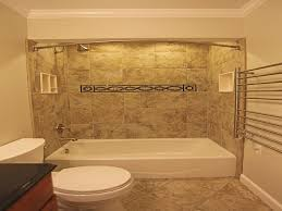 bathroom tub and shower ideas tub shower combo ideas modern bronze towel bar wall mounted white
