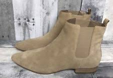 womens flat ankle boots size 9 michael kors flat 0 to 1 2 in ankle boots for ebay