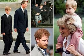 Princess Diana S Sons by Prince Harry Reveals His 20 Year Agony Over Princess Diana U0027s Death