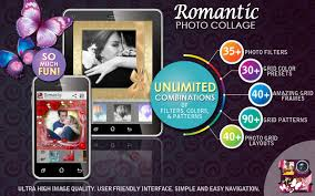 quote maker apk download romantic photo collage maker android apps on google play