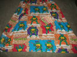 Teenage Mutant Ninja Turtles Twin Bed Set by Turtle Sheets Cowabunga Dude 3 Piece Twin Ninja Turtles Sheets Set