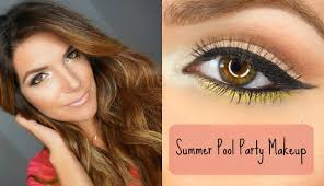 hair and makeup vegas how to sweat proof your summer makeup vegas pool party