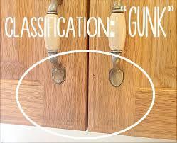 How To Clean Kitchen Cabinet Doors Exquisite How To Clean Grimy Kitchen Cabinets With 2 Ingredients