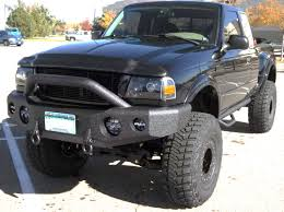 road ford ranger fearce offroad custom offroad and winch bumpers for ford ranger