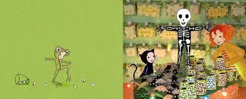 Halloween Witch Animated Victoria Stitch Happy Halloween Witch U0027s Cat