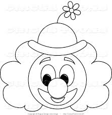 royalty free stock circus designs of coloring pages