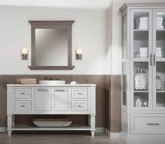 bathroom vanities awesome oak bathroom vanity white distressed