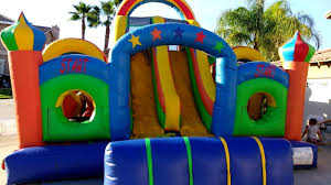 party rentals riverside ca circus obstacle course challenge jumpers moreno valley riverside
