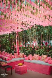 wedding ideas inspiration ceiling decor mehendi and decoration