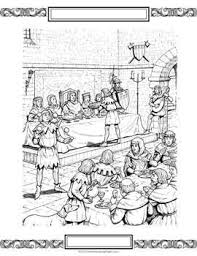 medieval worksheets middle ages notebooking u0026 coloring pages
