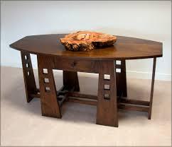 hill house hall table circa 1904 bruce hamilton