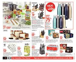 canadian tire weekly flyer weekly back to aug 18 u2013 24