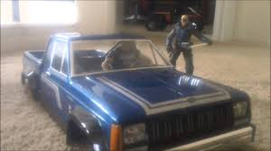 1988 jeep comanche custom jeep comanche body with interior rivasconcepts designed