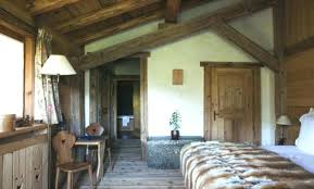 canapé style chalet canape style chalet chambre style chalet moderne 32 la rochelle